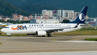 B-5548 - Boeing 737-86N - Shandong Airlines