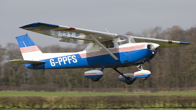 A picture of GPPFS - Cessna FRA150L Aerobat - [0126] - © Glynn Farrar