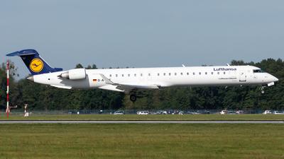 D-ACKF - Bombardier CRJ-900LR - Lufthansa CityLine
