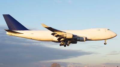 ER-BBJ - Boeing 747-412F(SCD) - AeroTrans Cargo