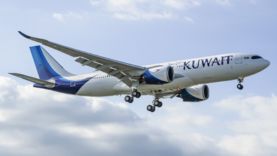 9K-APF - Airbus A330-841 - Kuwait Airways