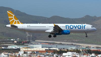 A picture of SERDP - Airbus A321231 - [2410] - © Fernandez Manuel