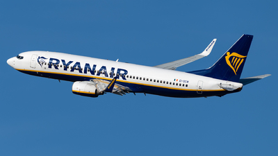 A picture of EIDCW - Boeing 7378AS - Ryanair - © Jonathan Mifsud