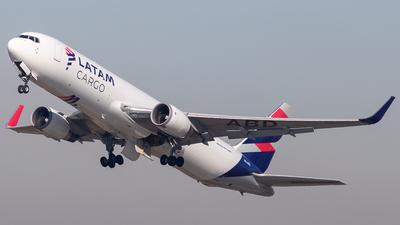 PR-ABD - Boeing 767-316F(ER) - LATAM Cargo