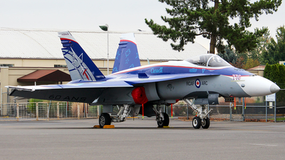 188776 - McDonnell Douglas CF-188 Hornet - Canada - Royal Canadian Air Force (RCAF)