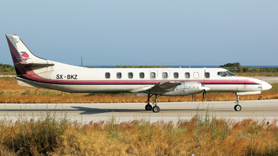 SX-BKZ - Fairchild SA227-AC Metro III - Swiftair Hellas
