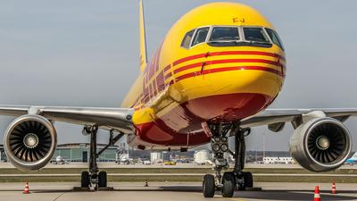 D-ALEJ - Boeing 757-23A(PF) - DHL (European Air Transport)