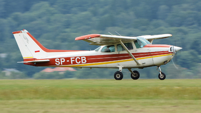 SP-FCB - Cessna 172N Skyhawk II - Private