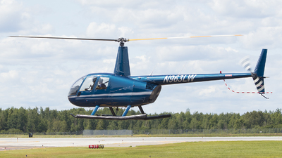 N963LW - Robinson R44 Clipper - Lake Superior Helicopters