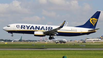 A picture of EIESS - Boeing 7378AS - Ryanair - © Pj Mackey