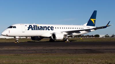 M-ABOB - Embraer 190-100LR - Alliance Airlines