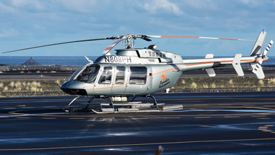 N808PH - Bell 407 - Paradise Helicopters