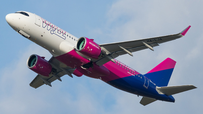 HA-LJA - Airbus A320-271N - Wizz Air