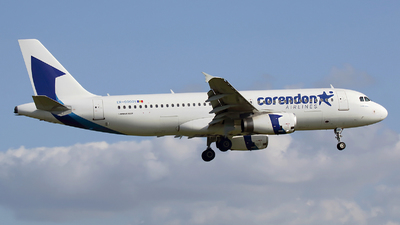 ER-00001 - Airbus A320-232 - Corendon Airlines Europe