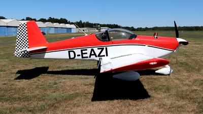 A picture of DEAZI - Van's RV6 - [] - © Marcel Hagemann