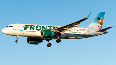 A picture of N359FR - Airbus A320251N - Frontier Airlines - © global_flyer1