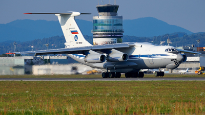 RA-78818 - Ilyushin IL-76MD - Russia - 224th Flight Unit State Airline
