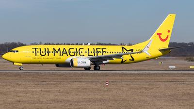 D-ATUG - Boeing 737-8K5 - TUI
