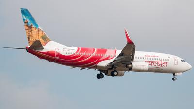 VT-AXJ - Boeing 737-8HJ - Air India Express