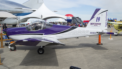N919EN - Vans RV-12 - Private