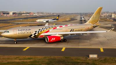 A9C-KB - Airbus A330-243 - Gulf Air