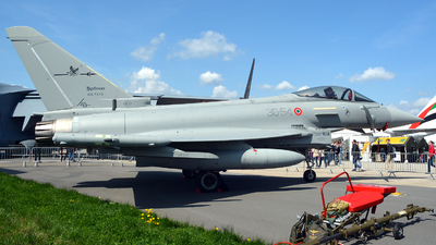 MM7349 - Eurofighter Typhoon EF2000 - Italy - Air Force