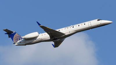 N14179 - Embraer ERJ-145XR - United Express (ExpressJet Airlines)