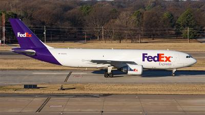N692FE - Airbus A300F4-605R - FedEx