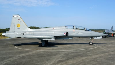 K-4011 - Canadair NF-5B Freedom Fighter - Netherlands - Royal Air Force