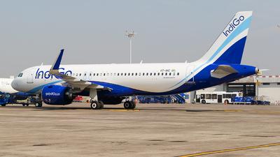 VT-IVC - Airbus A320-271N - IndiGo Airlines