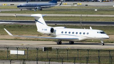 VP-CMR - Gulfstream G650ER - TAG Aviation Asia