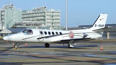 A picture of DIRUP - Cessna 551 Citation IISP - [5510572] - © Eugen P.