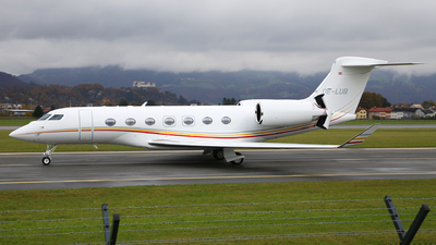 OE-LUB - Gulfstream G500 - Private