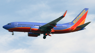 N958WN - Boeing 737-7H4 - Southwest Airlines