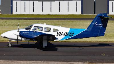 VH-OXM - Piper PA-44-180 Seminole - CAE Oxford Aviation Academy