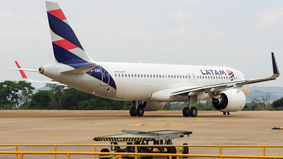 PR-XBE  - Airbus A320-271N - LATAM Airlines