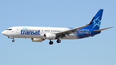 A picture of CGTQJ - Boeing 7378Q8 - [30631] - © Henrik Hedde