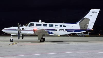 G-RVLG - Reims-Cessna F406 Caravan II - RVL Aviation
