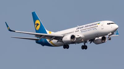 UR-PSH - Boeing 737-85R - Ukraine International Airlines