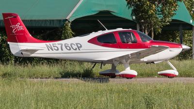N576CP - Cirrus SR22-GTSx G3 - Private