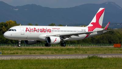 SU-AAF - Airbus A320-214 - Air Arabia Egypt