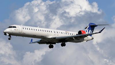 OY-KFL - Bombardier CRJ-900LR - Scandinavian Airlines (SAS)