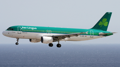 A picture of EIDEP - Airbus A320214 - Aer Lingus - © Alfonso Solis