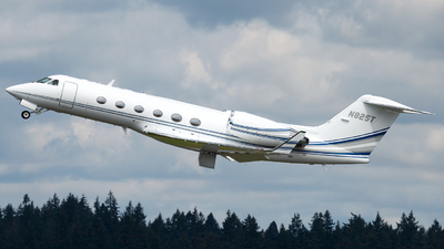 N825T - Gulfstream G300 - Private