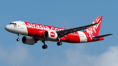 A picture of 9MAGO - Airbus A320251N - AirAsia - © Kyan Ooi Ting Yi