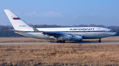 RA-96011 - Ilyushin IL-96-300 - Aeroflot
