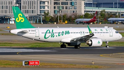 B-30A3 - Airbus A320-251N - Spring Airlines