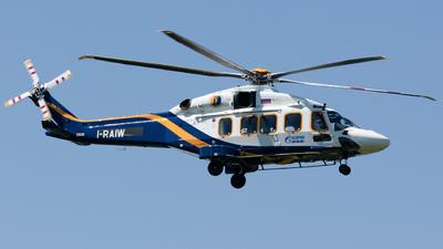 I-RAIW - Agusta-Westland AW-189 - Agusta-Westland