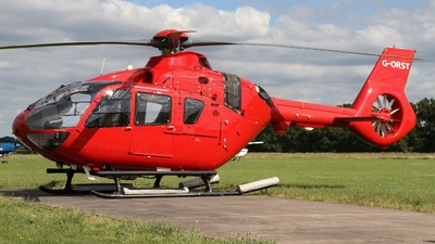 G-ORST - Airbus Helicopters H135 T3 - Babcock Mission Critical Services Onshore