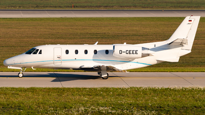 D-CEEE - Cessna 560XL Citation XLS - HTM Jet Service